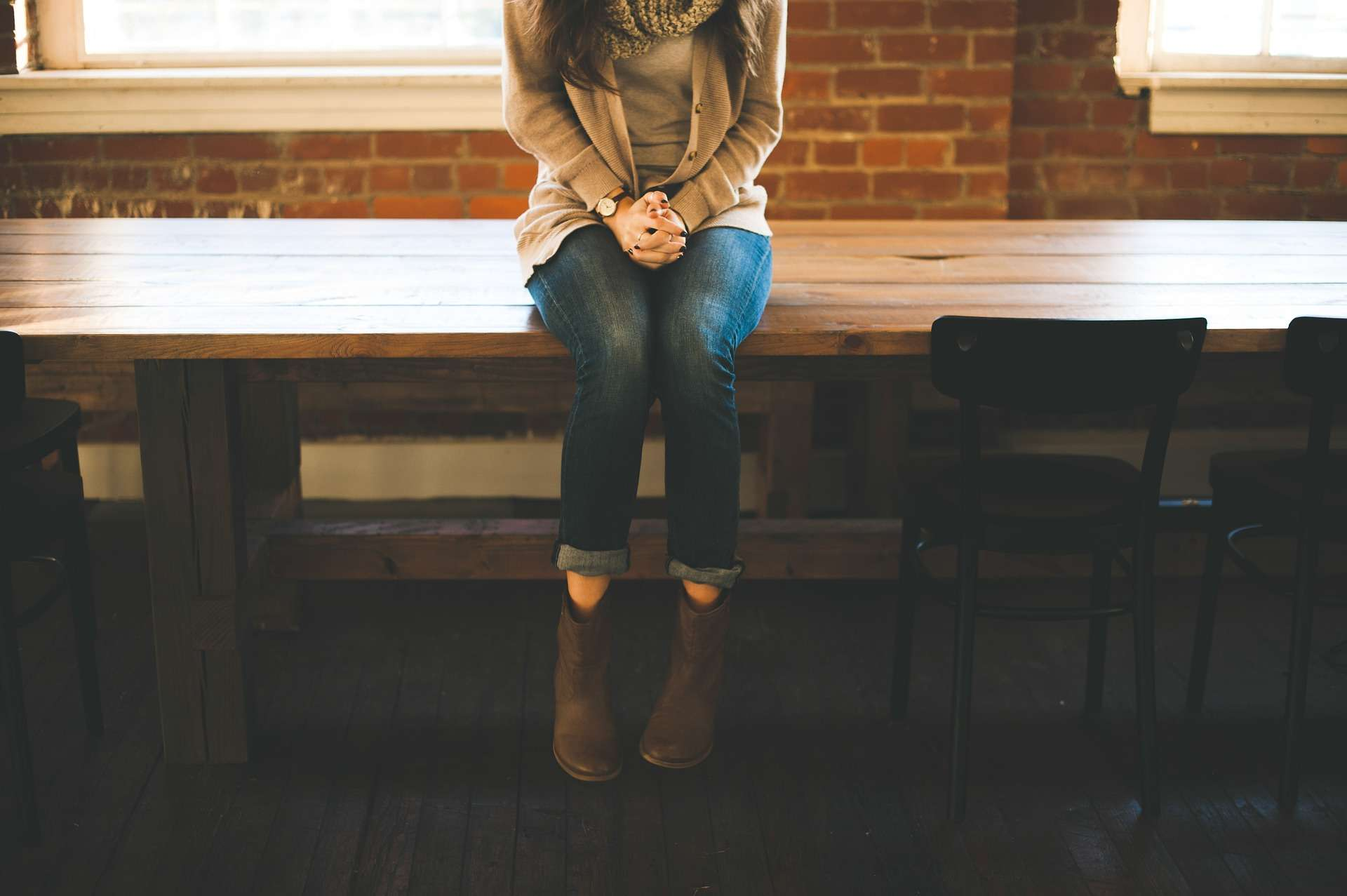 wie du deine angst allein zu sein überwinden kannst