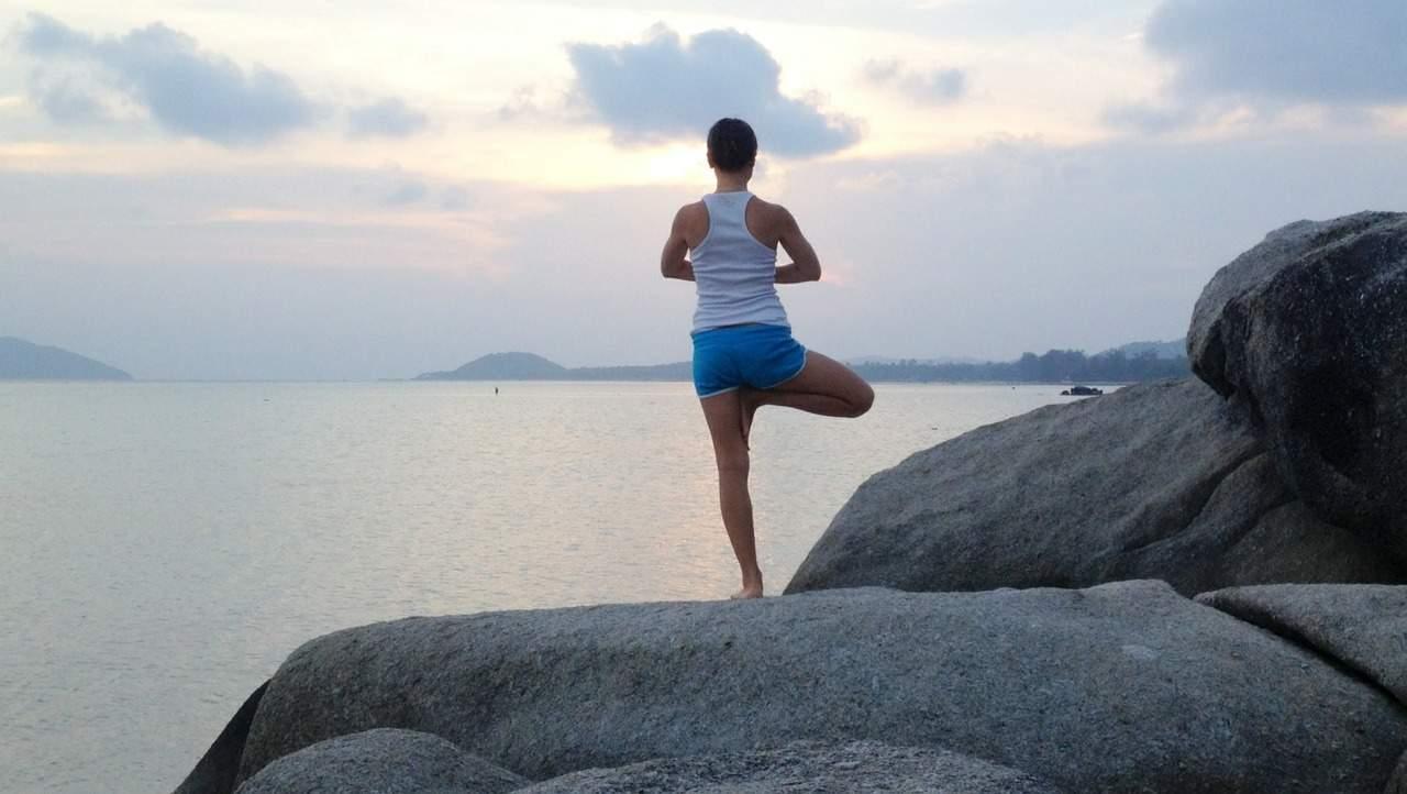 Stress abbauen und Angst bewältigen mit Yin Yoga
