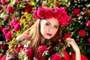 du bist so schön wie rose glaube an dich und deinen wert