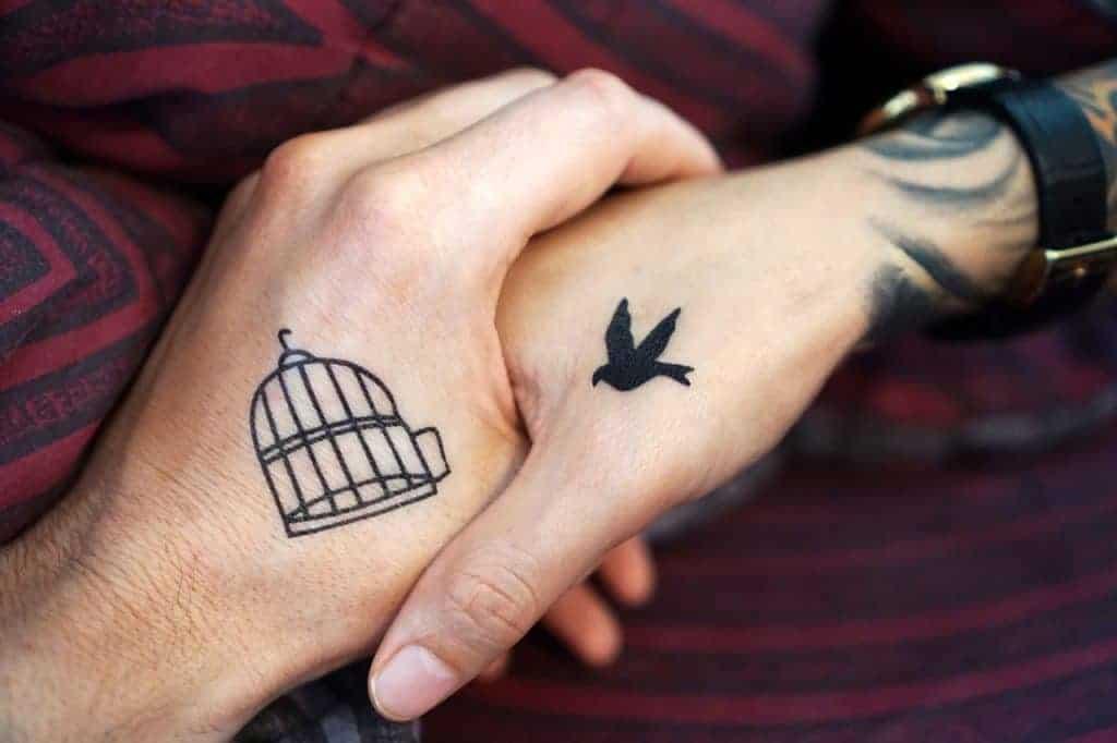 Ausbruch aus Gefängnis namens Angst Eifersucht Gier Geld Macht Trauer Schuld Scham