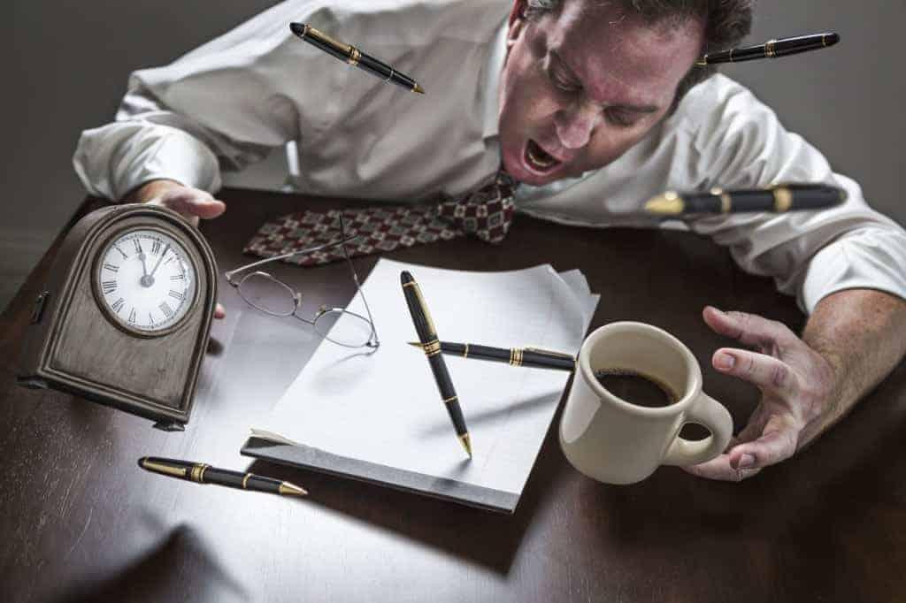 Stress und Auswirkungen