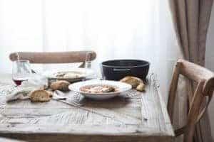 Tipps gegen Stress Fang bei deiner Ernährung an