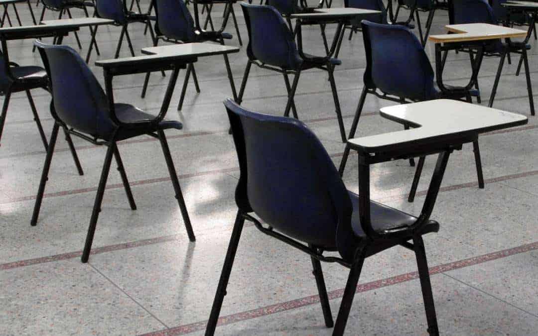 Prüfungsangst: Trotzdem Kritik üben