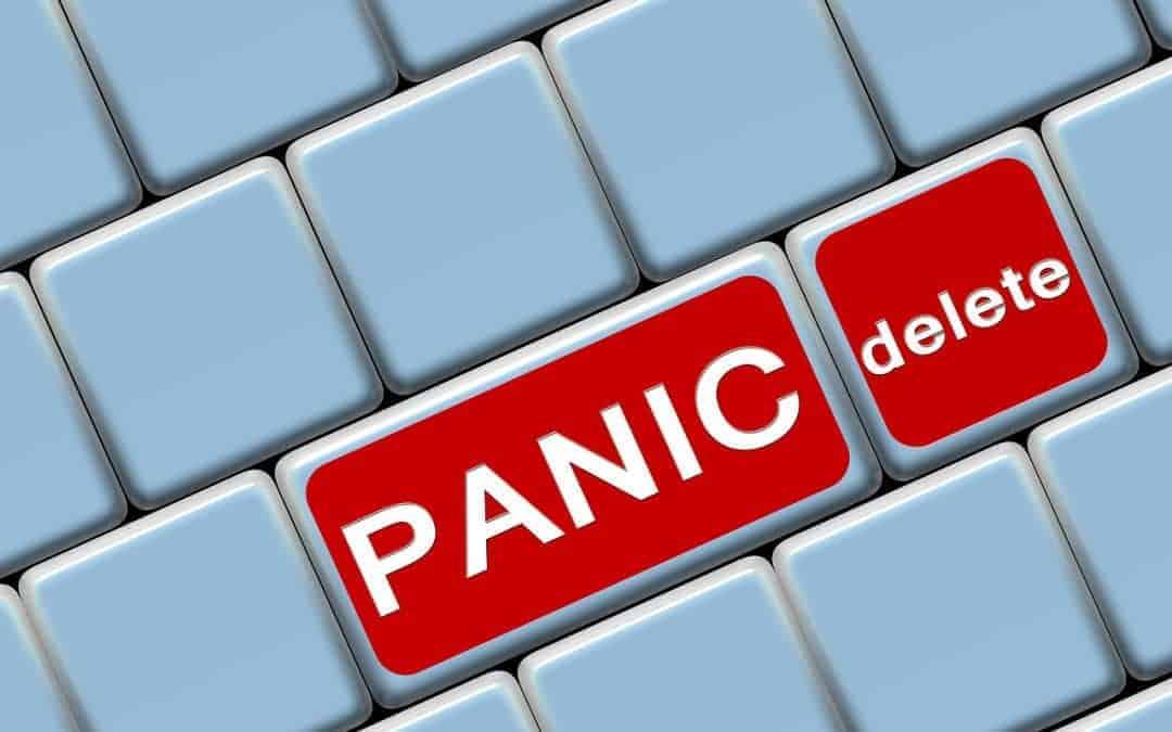3 Dinge, die du bei Angst und Panik tun kannst – mit Übungen und Anleitungen