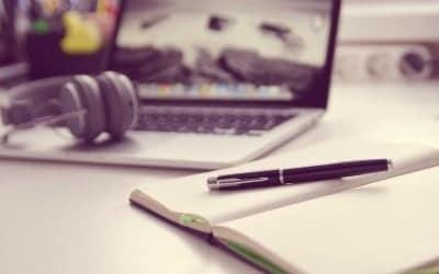 3 Gründe, warum Schreiben dein Selbstwertgefühl stärkt & deine Ängste lindert