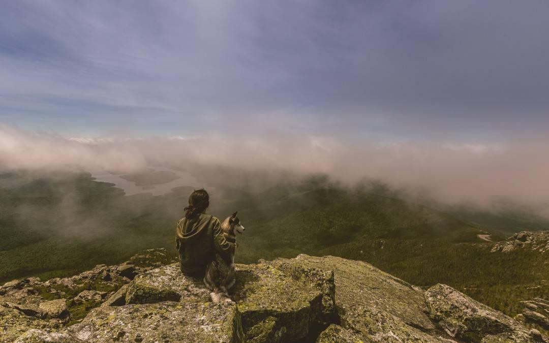 Bei Stress, Angst und Panik: 10 Erinnerungen an dich selbst