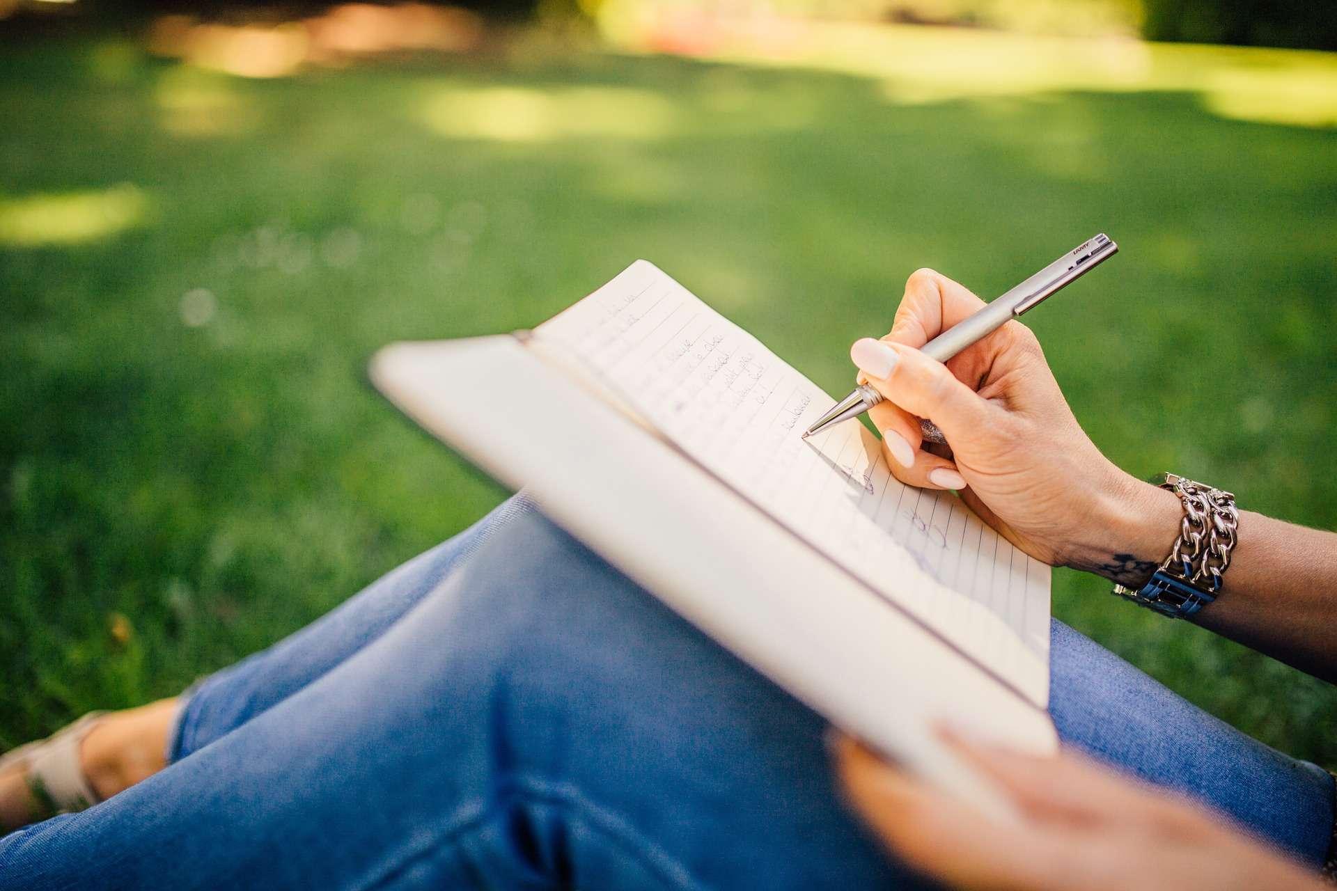 Schreiben gegen Ängste und Sorgen
