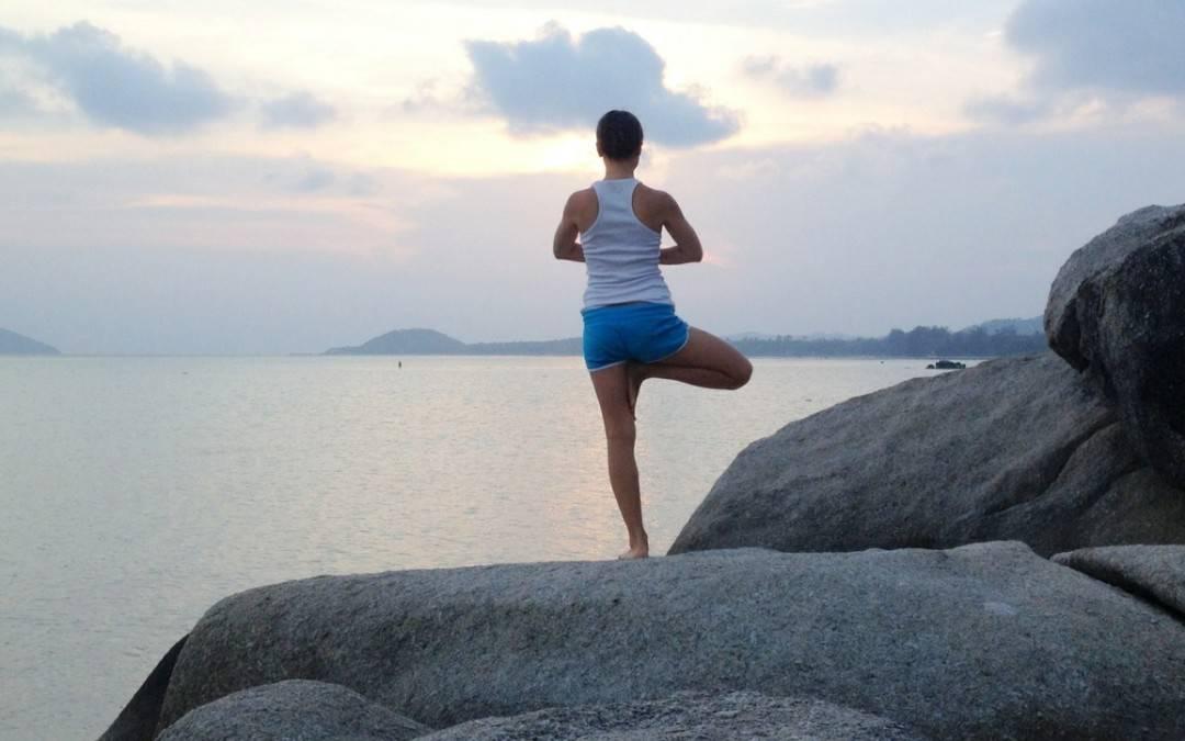 Wie dir Yin Yoga bei Angst und Stress hilft, zu tiefer Ruhe zu kommen