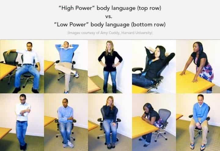 Gegen Angst und schlechte Laune: Positive Gefühle durch Körperhaltungen