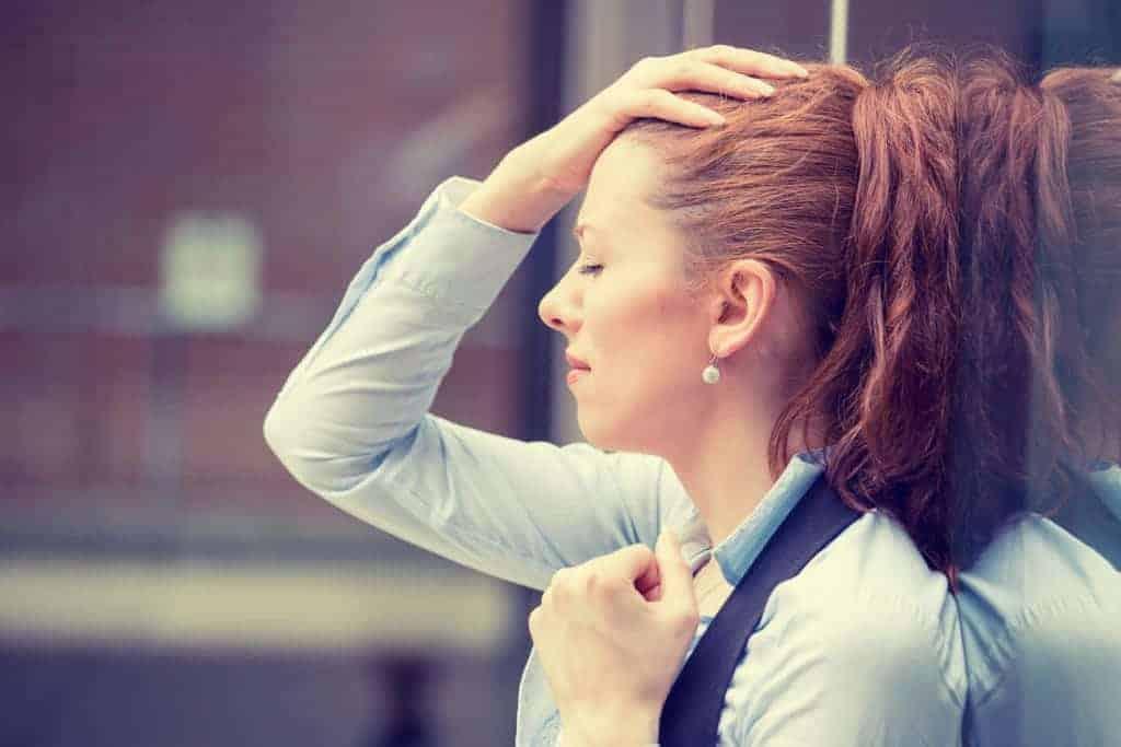 Depressionen und Burnout können sich auch durch Angstzustände und Panikattacken zeigen