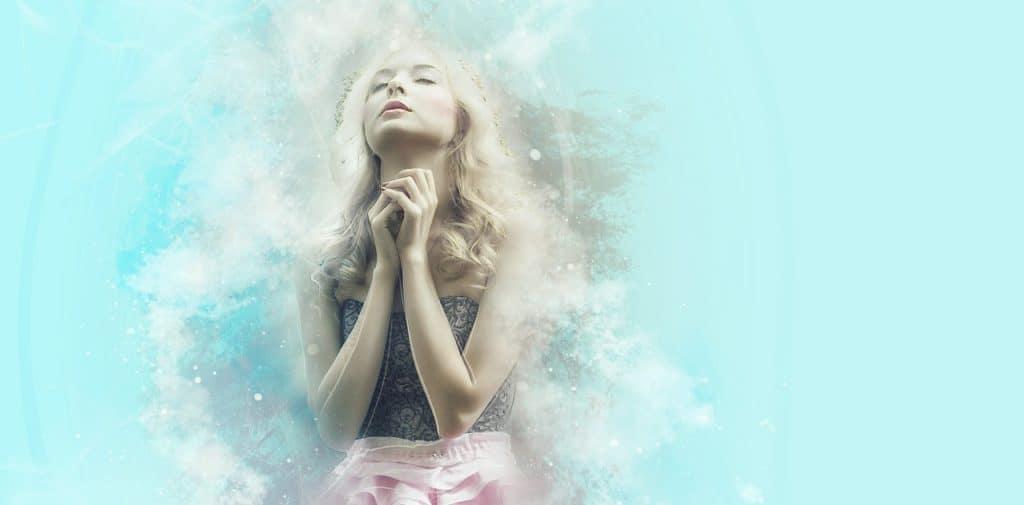 entsprechend deiner wahren Gedanken und Gefühle handeln Seele Ruf des Herzens