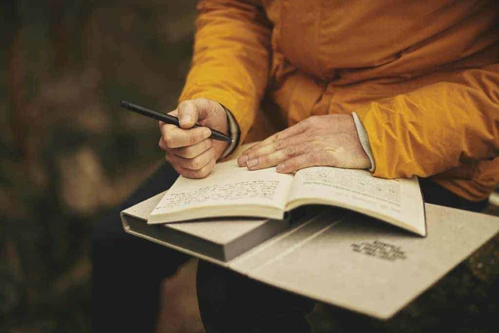 methode gegen angst und panik schreiben