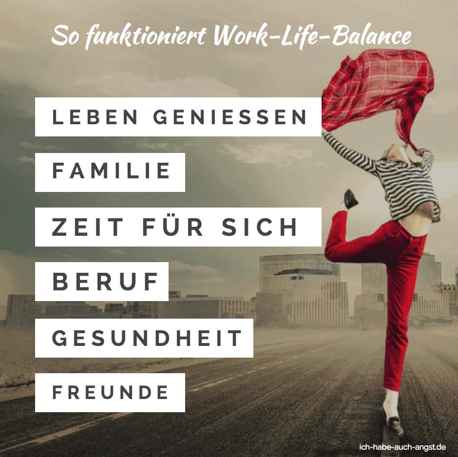 so funktioniert work-life-balance
