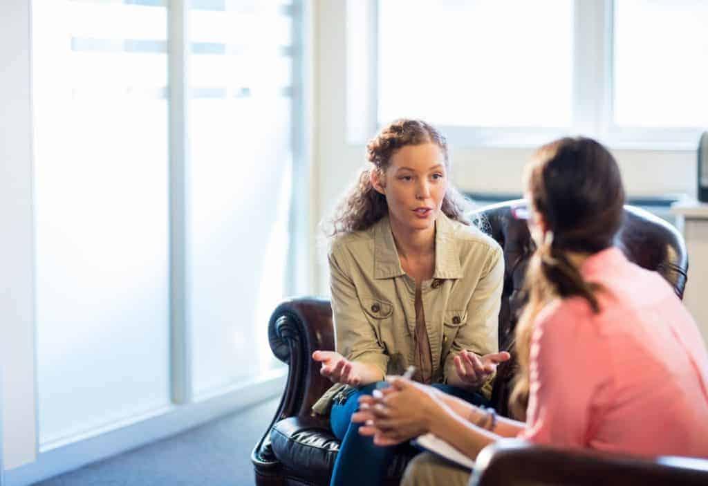 studentische Beratungsstellen und Therapeuten können Studierende bei psychischen Belastungen und Störungen weiterhelfen