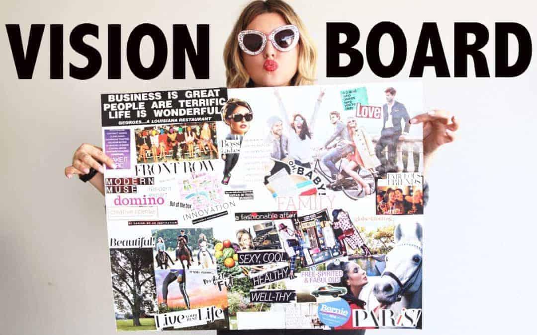 Wieso ein Vision Board nicht ausreicht, um deine Ziele umzusetzen: Was du noch brauchst
