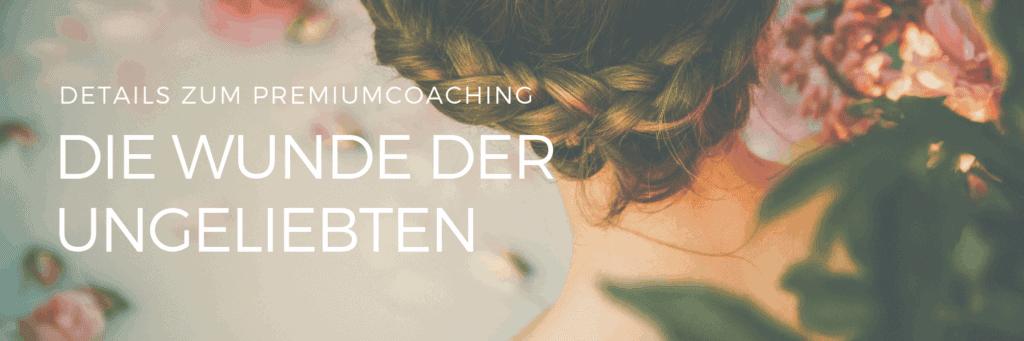 Wunden heilen Coaching Frauen