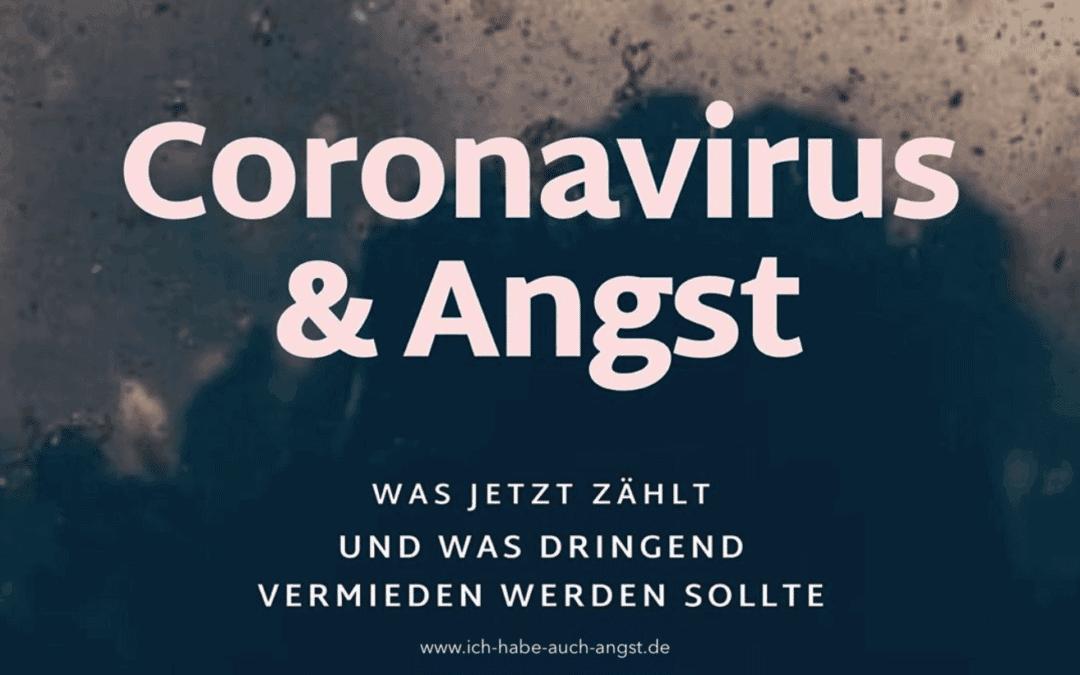 Coronavirus-Angst: Wie wir mit Covid-19 induzierten Ängsten, Sorgen und Zwängen umgehen können