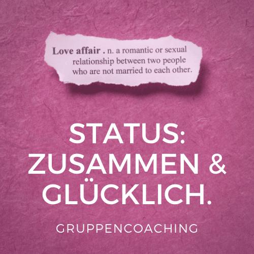 Coaching Liebe Frauen